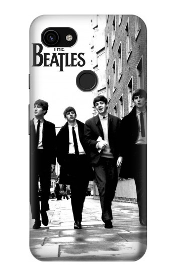 Printed The Beatles in London Google Pixel 3a XL Case