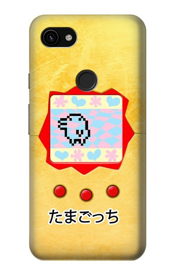 Printed Japan Tamagotchi Google Pixel 3a XL Case