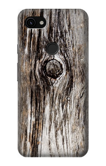 Printed Old Wood Bark Printed Google Pixel 3a XL Case