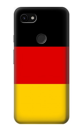 Printed Flag of Germany Google Pixel 3a XL Case
