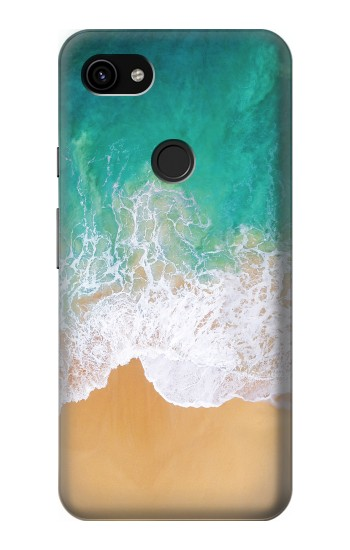 Printed Sea Beach Google Pixel 3a XL Case