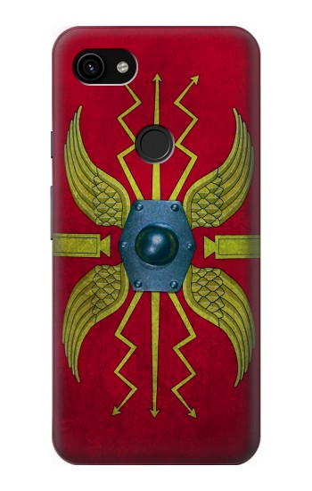 Printed Roman Shield Scutum Google Pixel 3a XL Case