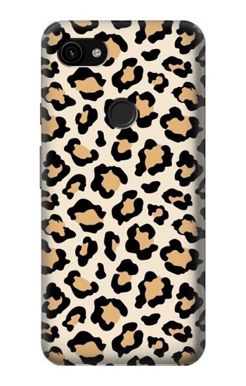 Printed Fashionable Leopard Seamless Pattern Google Pixel 3a XL Case