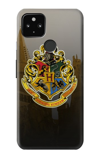 Printed Hogwarts School of Witchcraft and Wizardry Google Pixel 4a 5G Case