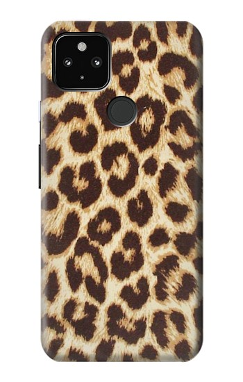 Printed Leopard Pattern Graphic Printed Google Pixel 4a 5G Case