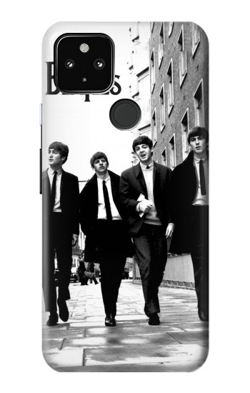 Printed The Beatles in London Google Pixel 4a 5G Case