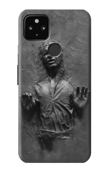 Printed Han Solo Frozen in Carbonite Google Pixel 4a 5G Case