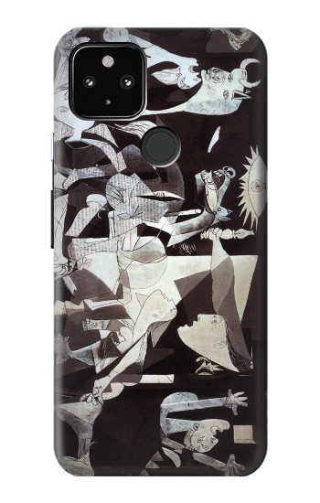 Printed Picasso Guernica Original Painting Google Pixel 4a 5G Case