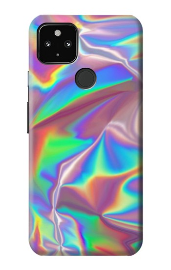 Printed Holographic Photo Printed Google Pixel 4a 5G Case