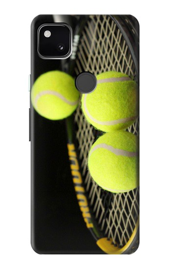 Printed Tennis Google Pixel 4a Case