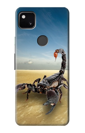 Printed Desert Scorpion Google Pixel 4a Case