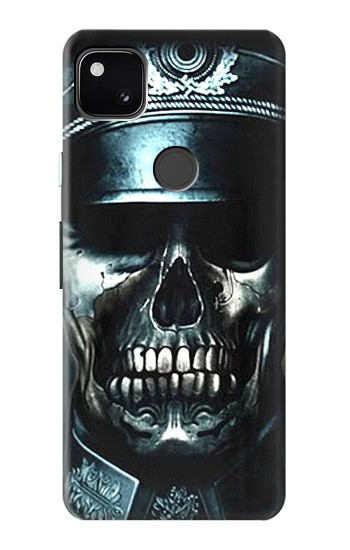 Printed Skull Soldier Zombie Google Pixel 4a Case