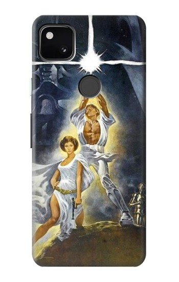 Printed New Hope Google Pixel 4a Case