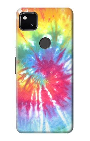 Printed Tie Dye Colorful Graphic Printed Google Pixel 4a Case