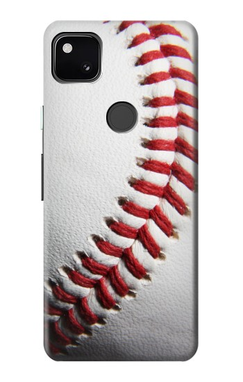 Printed New Baseball Google Pixel 4a Case