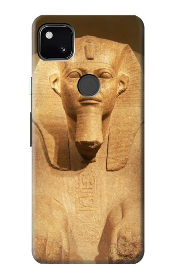 Printed Sphinx Egyptian Google Pixel 4a Case