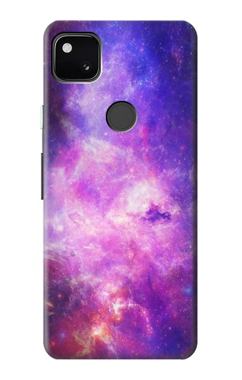 Printed Milky Way Galaxy Google Pixel 4a Case