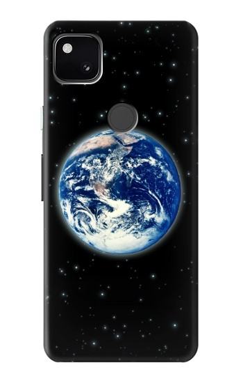 Printed Earth Planet Space Star nebula Google Pixel 4a Case