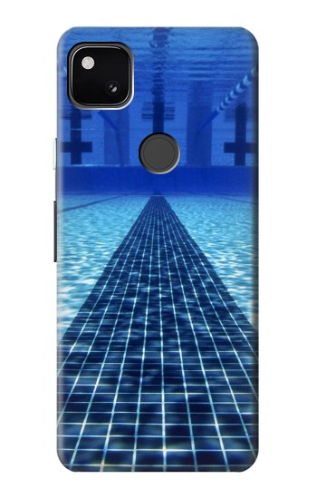 Printed Swimming Pool Google Pixel 4a Case