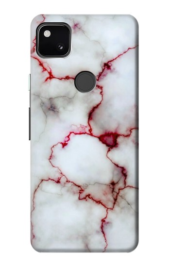 Printed Bloody Marble Google Pixel 4a Case