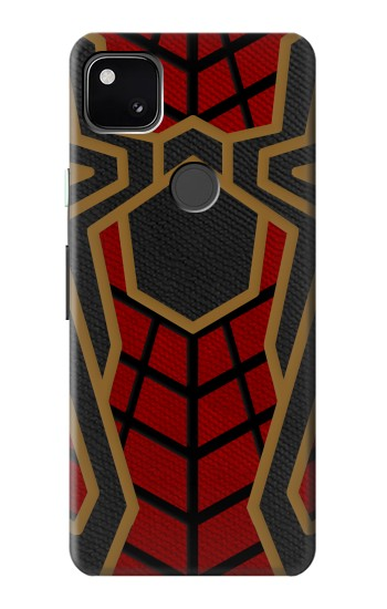 Printed Spiderman Inspired Costume Google Pixel 4a Case