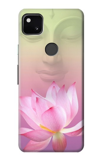 Printed Lotus flower Buddhism Google Pixel 4a Case