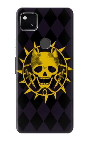 Printed Jojo Kira Killer Queen Google Pixel 4a Case