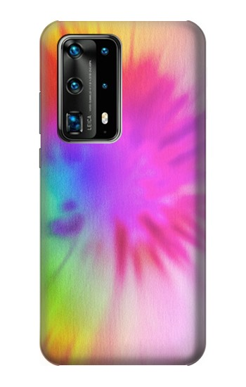 Printed Tie Dye Color Huawei P40 Pro Case