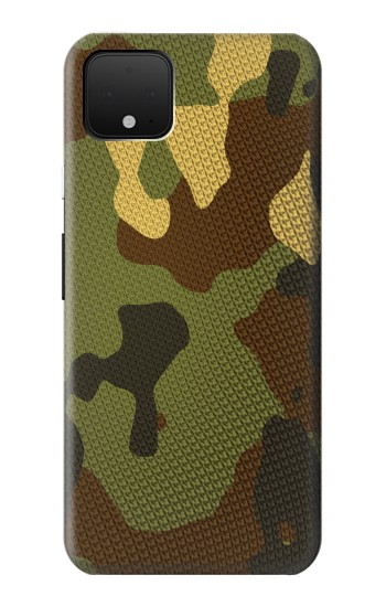Printed Camo Camouflage Graphic Printed Google Pixel 4 XL Case