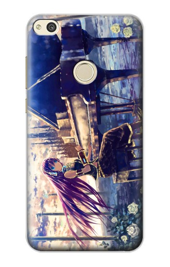 Printed Vocaloid Megurine Luka alcatel Idol 2 Case