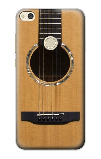 Huawei P8 Lite (2017) Acoustic Guitar Case Cover