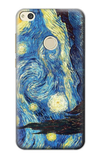 Printed Van Gogh Starry Nights alcatel Idol 2 Case