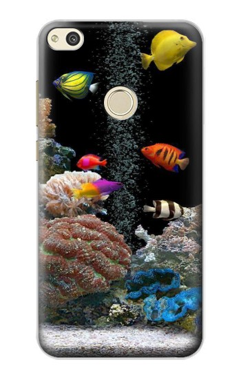 Printed Aquarium alcatel Idol 2 Case