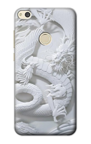Huawei P8 Lite (2017) Dragon Carving Case Cover