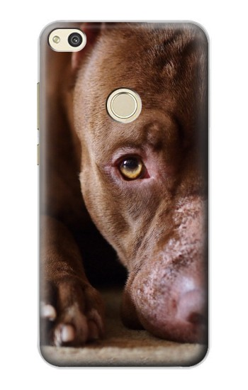 Printed PitBull Face alcatel Idol 2 Case