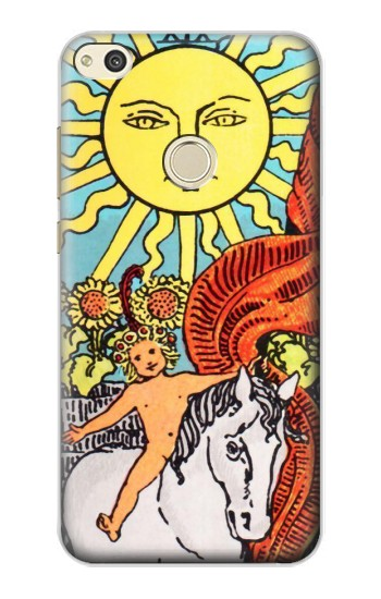 Printed Tarot Sun alcatel Idol 2 Case