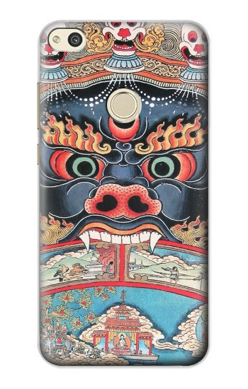 Printed Tibet Art alcatel Idol 2 Case