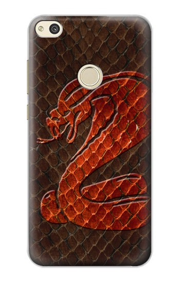 Printed Cobra Snake Skin alcatel Idol 2 Case
