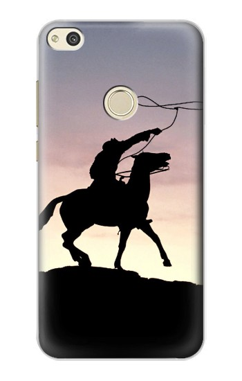 Printed Cowboy alcatel Idol 2 Case