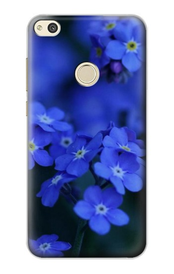 Printed Forget me not alcatel Idol 2 Case