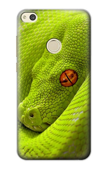 Printed Green Snake alcatel Idol 2 Case
