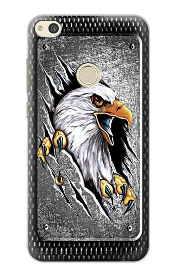 Printed Eagle Metal alcatel Idol 2 Case