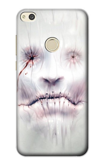 Printed Horror Face alcatel Idol 2 Case