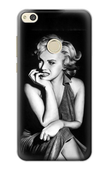Printed Sexy Marilyn Monroe alcatel Idol 2 Case
