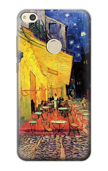 Printed Van Gogh Cafe Terrace alcatel Idol 2 Case