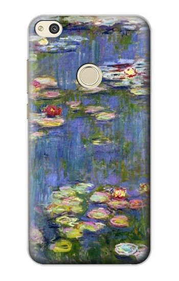 Printed Claude Monet Water Lilies alcatel Idol 2 Case