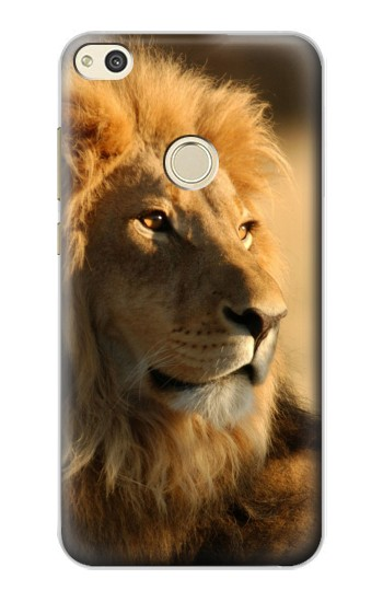 Printed Lion King of Forest alcatel Idol 2 Case