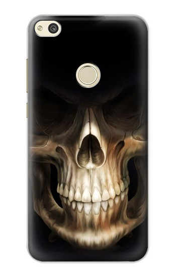 Printed Skull Face Grim Reaper alcatel Idol 2 Case