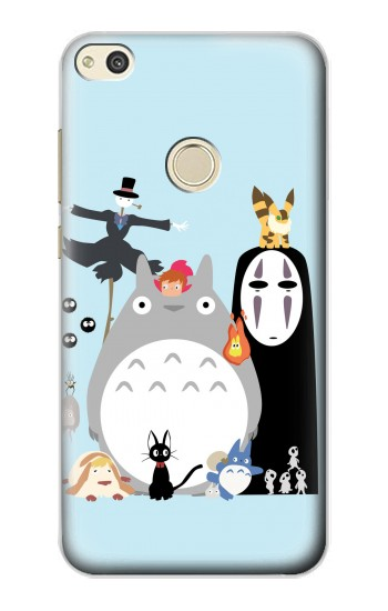 Printed Totoro Mononoke alcatel Idol 2 Case
