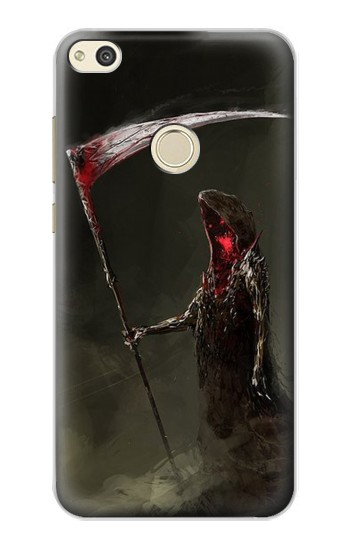 Printed Grim Reaper Death Scythe alcatel Idol 2 Case